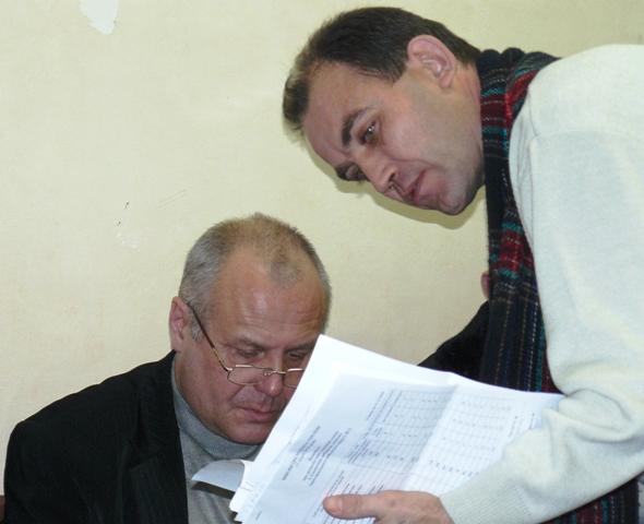 Юрист из Нашей Украины на выборах президента