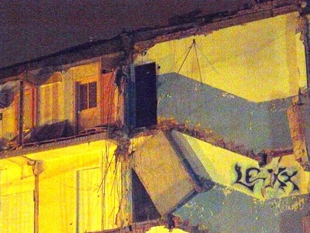Евпатория взрыв дома