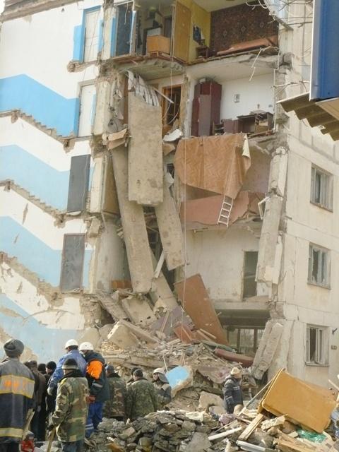 Евпатория взрыв жилого дома