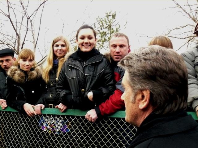 Евпатория Ющенко взрыв дома