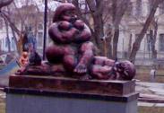 Евпатория. Памятник