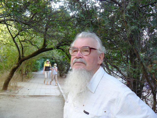 Владислав Бахревский в Евпатории